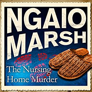 The Nursing Home Murder cover art