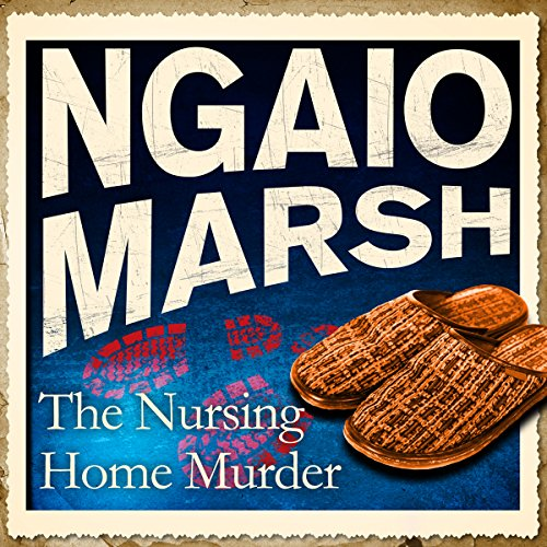 The Nursing Home Murder audiobook cover art