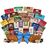 GreatArrivals Gift Baskets Gift Baskets Jumbo Snack Attack: Gourmet Snack Gift Basket,, ()