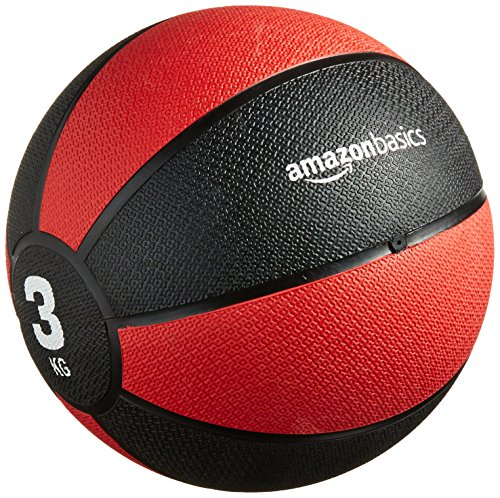 AmazonBasics Medicine Balls (3kg)