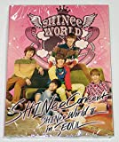 SM Entertainment Shinee - The 2Nd Concert Album : Shinee World â…¡ In Seoul 2Cd + Photo Booklet + Extra Gift Photocards Set