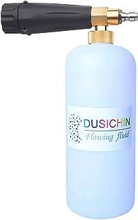 DUSICHIN DUS-111 Pressure Washer Jet Wash Quick Release Snow Foam Lance Foam Cannon 1L Bottle