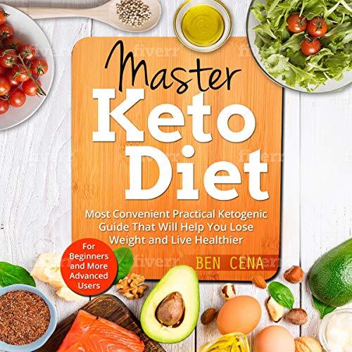 Couverture de Master Keto Diet