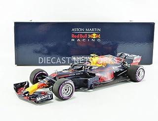 Formula 1 Aston Martin Red Bull Racing TAG-Heuer RB14 #33 Winner Mexico GP 2018 - 1:18 - Minichamps