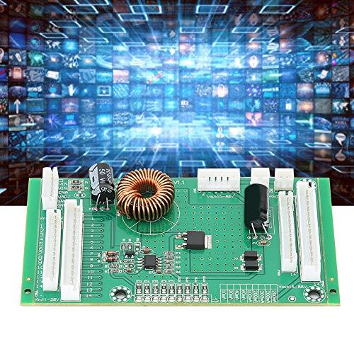 SALUTUY Módulo de Corriente Constante, Conveniente Placa de Controlador 65V-165V Voltaje de Funcionamiento para televisores LED de...