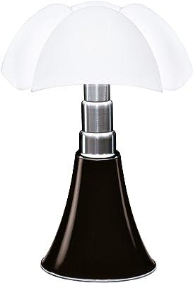 Martinelli Luce 620/DIM/L/1/MA Lampe, Aluminium, 14 W, Marron Fonce