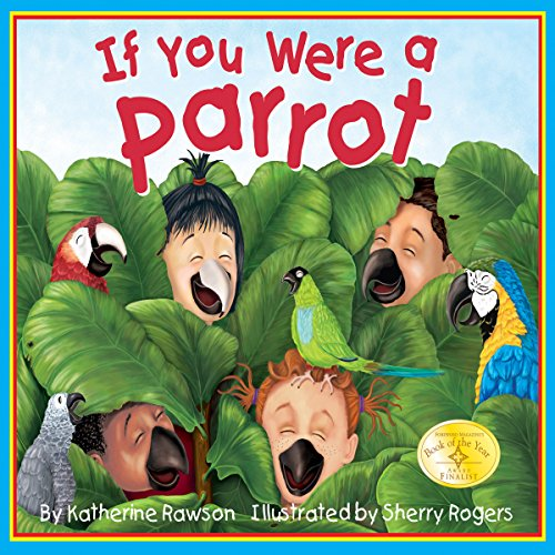 If You Were a Parrot copertina