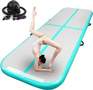 gymnastics tumble track