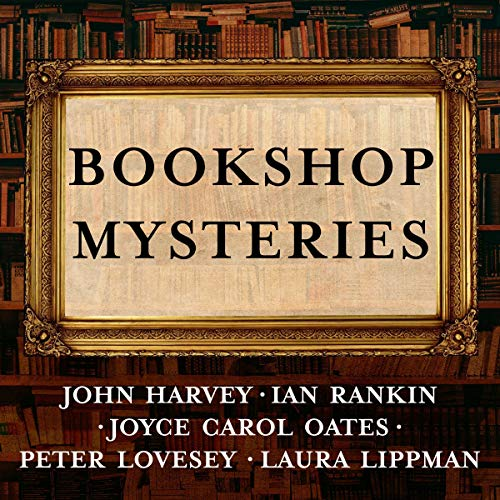 Bookshop Mysteries cover art
