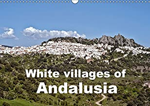 White villages of Andalusia 2019: In Southern Spain the