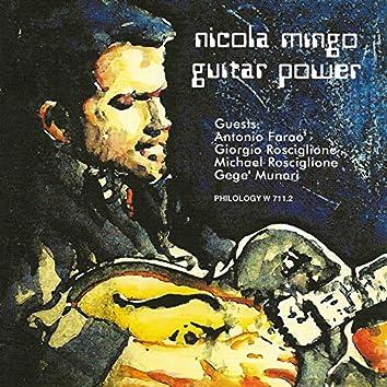 Guitar Power (feat. Antonio Farao, Giorgio Rosciglione, Gege' Munari)
