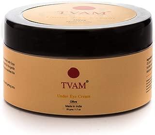 Tvam Under Eye Cream - Olive - 50 gms