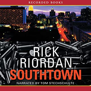 Southtown audiobook cover art