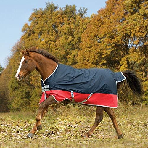 GCSEY beschermend deken voor paarden warm poncho, training ademende regendichte winddichte tapijt
