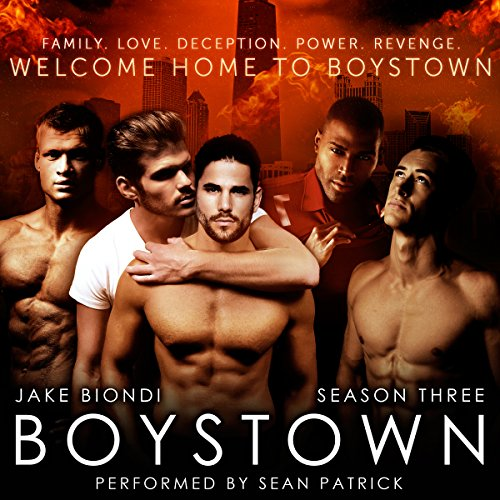 Boystown, Season Three cover art