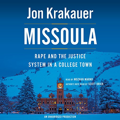 Missoula audiobook cover art