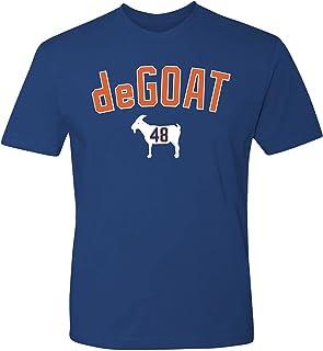 Sponsored Ad - Official Goat Gear - deGOAT - Goat 48 - deGrom T-Shirt