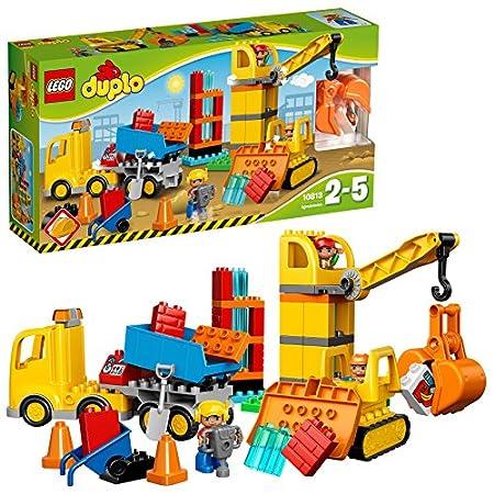 LEGO Duplo Große Baustelle