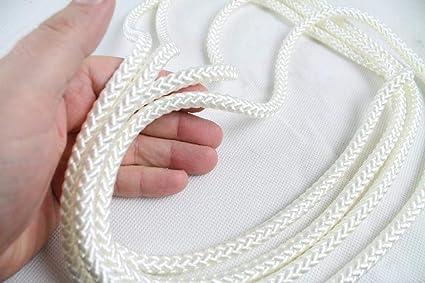 Cordone continuo 3,5 m per tapparelle Stafer Bianco