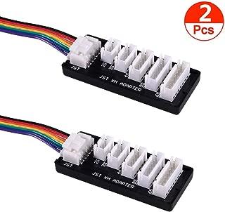 Organizer 2pcs JST-XH 2-6S Lipo Battery Charger Balance Board