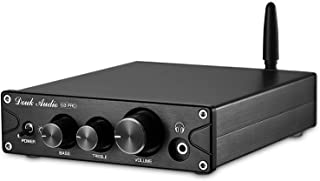 Douk Audio G3 PRO Bluetooth 5.0 Power Amp & Headphone Amplifier, Support APTX, with DAC chip, 100W x 2, Works for 2.0 Chan...