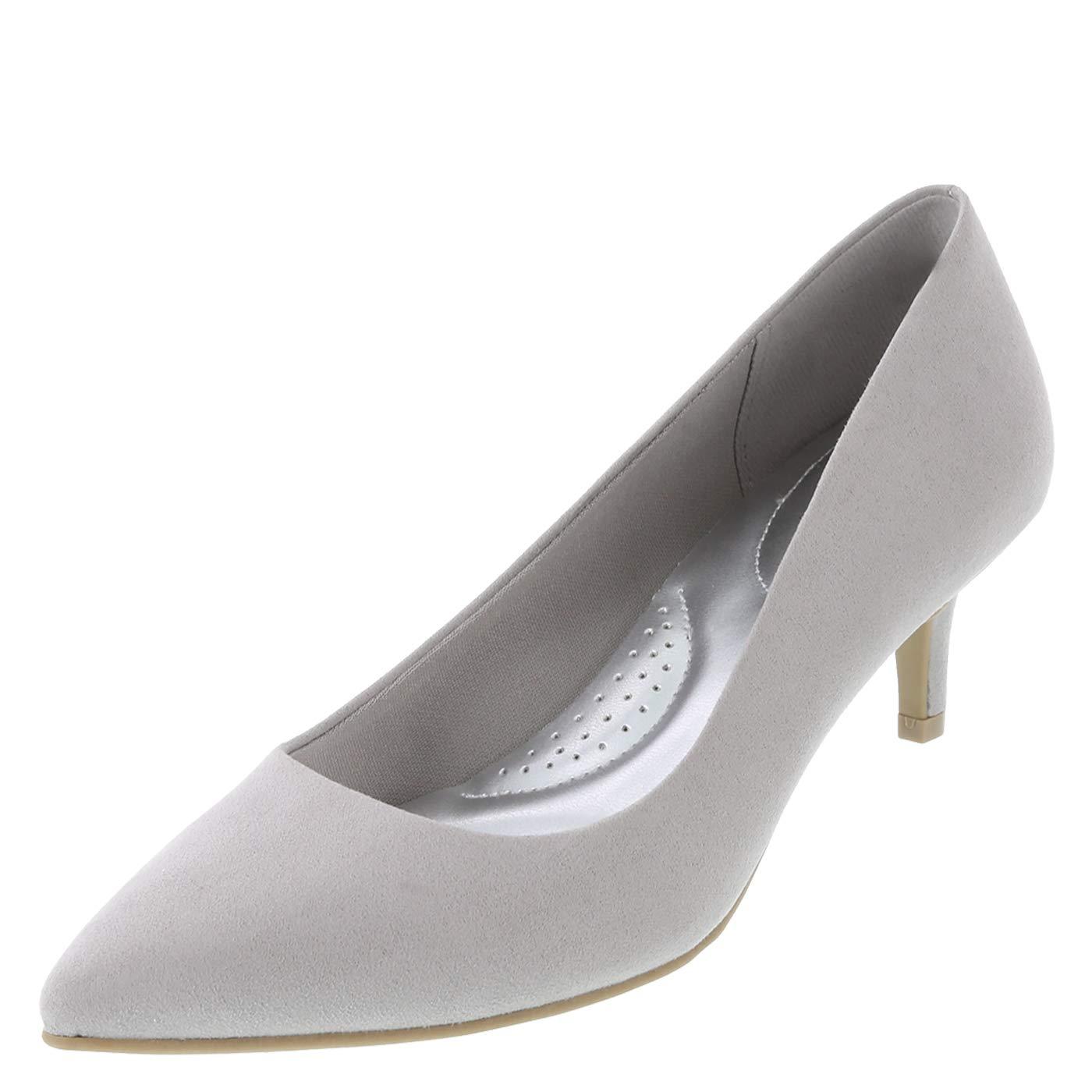 dexflex Comfort Light Grey Suede Women