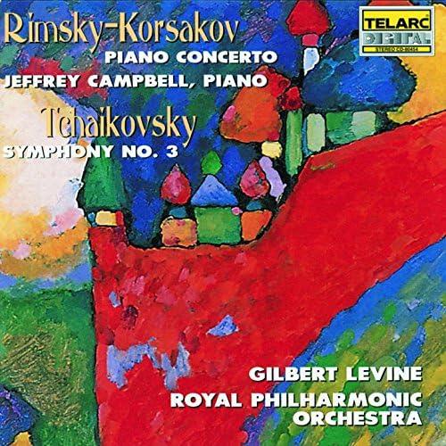 Gilbert Levine, Royal Philharmonic Orchestra & Jeffrey Campbell