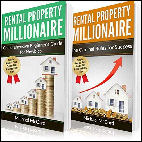 Rental Property Millionaire audiobook cover art