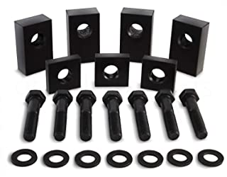 Jeep Wrangler JKU/JL Black Delrin Plastic Rear Seat Recline Kit with Bolts and Washers 2007-2020+