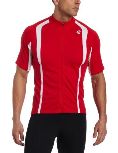 Cannondale Herren Trikot Classic Jersey, rot, S, 2M120S/EMP