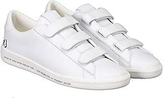 Moncler Men's Genius X Fragment Fitzroy Leather Sneaker Shoes