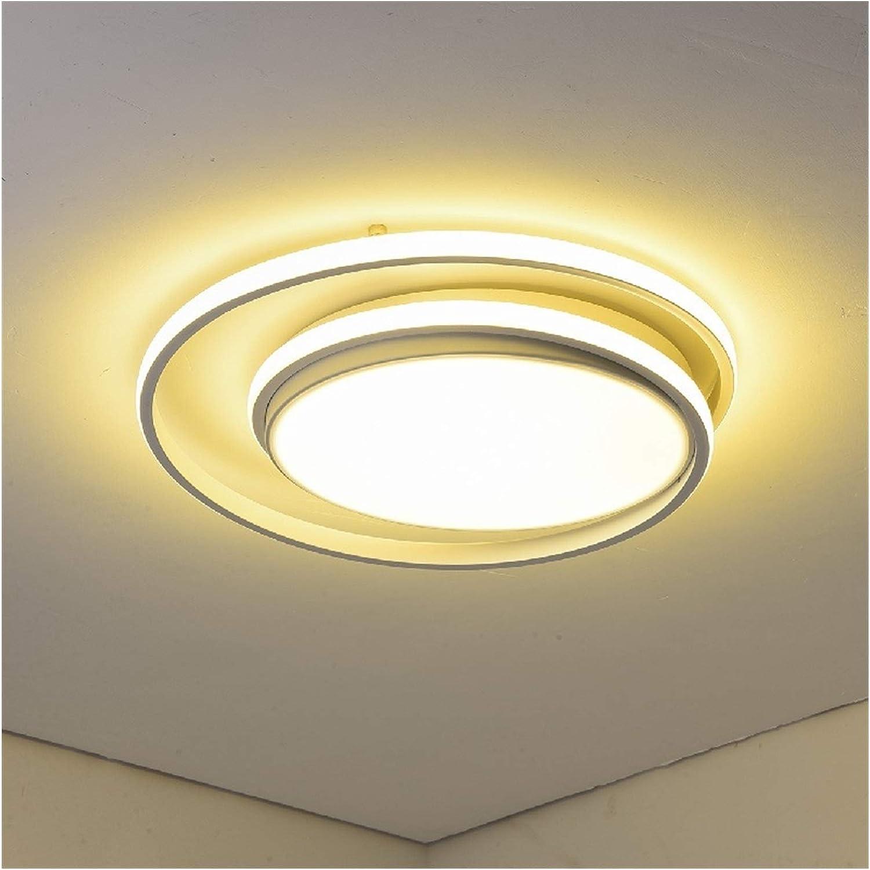 Lámpara de techo Lámpara de candelabros de techo LED moderna para dormitorio Sala de estudio Sala de estudio Cocina Círculo redondo Negro Decoración para el hogar Accesorio de iluminación remota Durab