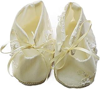 Grahmart G006 Christening/Baptism Shoes Baby Girl