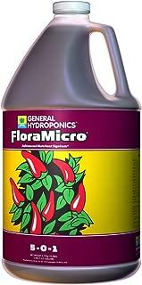 General Hydroponics GH1413 Flora Micro, 1 Gallon