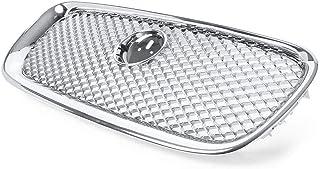 Auto-onderdelen Front Upper Mesh Grille Grill Compatibel met Jaguar XF XFR X250 2012 2013 2014 2015 Glanzende zwarte auto-...