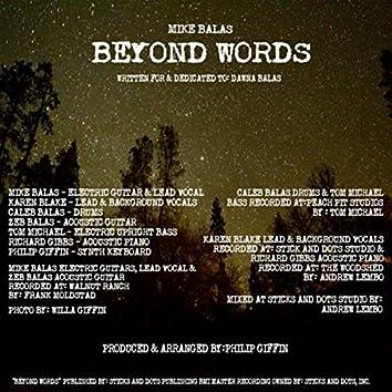 Beyond Words (feat. Karen Blake)