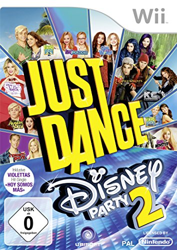 Just Dance Disney Party 2 - [Wii]