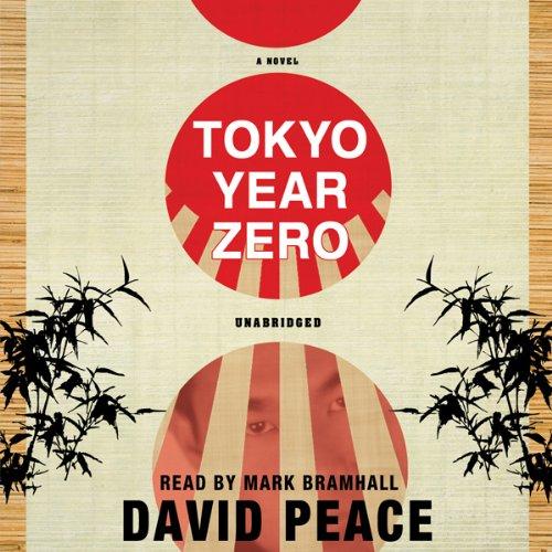 Tokyo Year Zero audiobook cover art