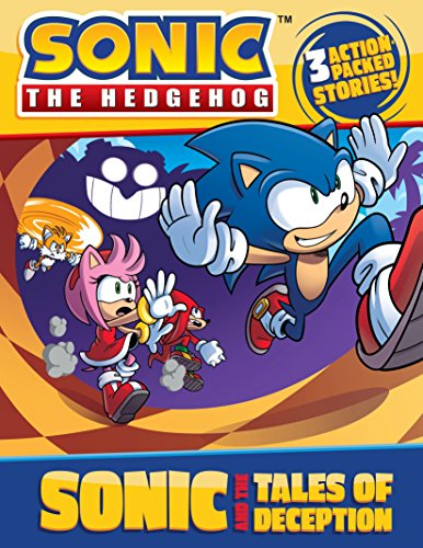 Sonic and the Tales of Deception (Sonic the Hedgehog)