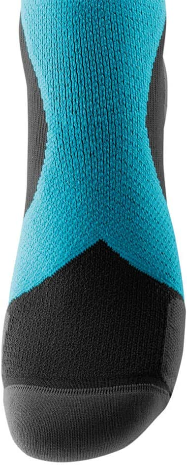 Stabilizing sports sock for sports and excercise such as tennis 20-30mmHG badminton BAUERFEIND 1 Pair of Compression Socks