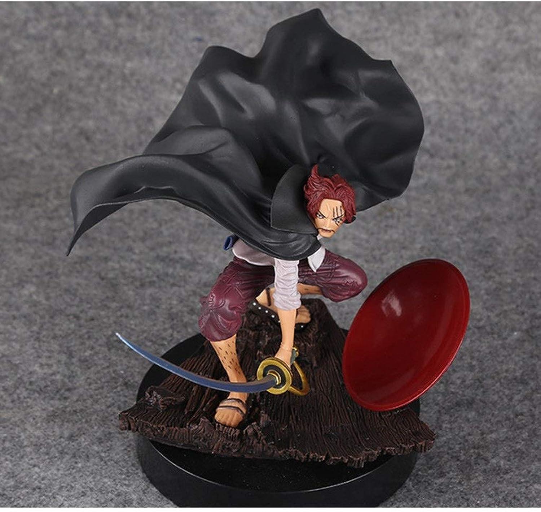 alta calidad general LLKOZZ Estatuilla Estatuilla Estatuilla de Juguete Modelo de Juguete Anime Personaje artesanía ornamento-14CM Juguete  Tu satisfacción es nuestro objetivo