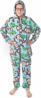 Forever Lazy Non-Footed Kids Onesies   One-Piece Pajama Jumpsuits   Unisex