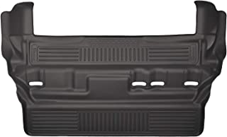 Husky Liners Fits 2015-19 Cadillac Escalade, 2015-19 Chevrolet Tahoe, 2015-19 GMC Yukon - with 2nd Row Bench Seat Weatherbeater 3rd Seat Floor Mat