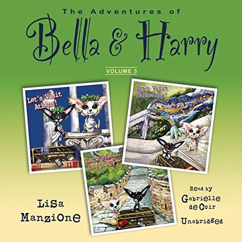 The Adventures of Bella & Harry, Vol. 3 audiobook cover art