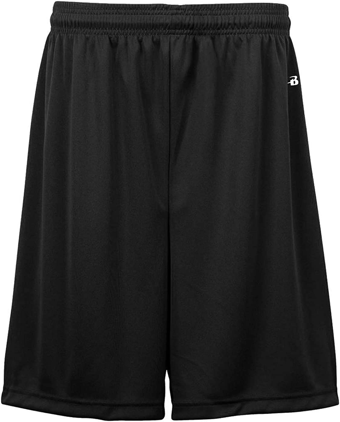 Black Youth XL (Blank) Athletic Wicking Sports Shorts