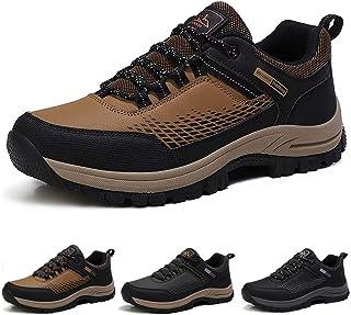 Wandelschoenen voor Heren Antislip klimschoenen Waterdicht Trekking- & Hikingschoenen Outdoor Sneakers