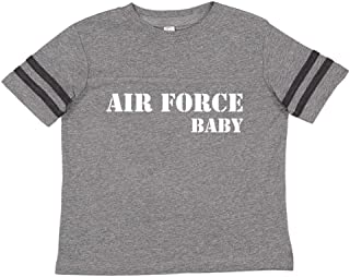 Mashed Clothing Air Force Baby Toddler/Kids Sporty T-Shirt