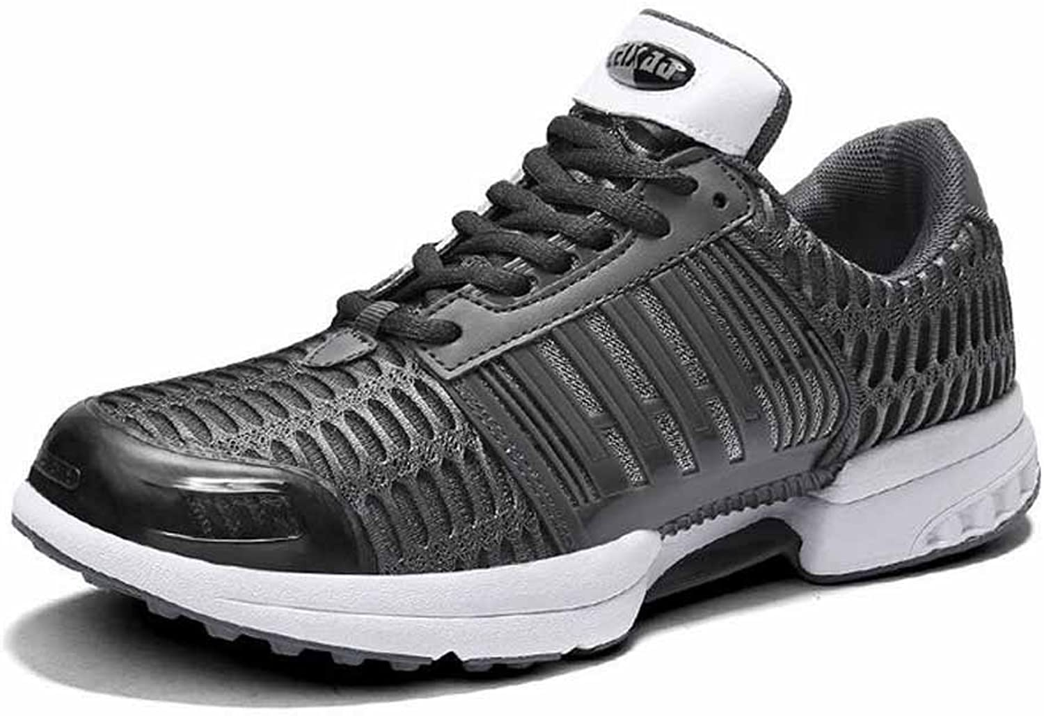 Men Mesh Breathable Running shoes New One Knit Lightweight Athletic shoes