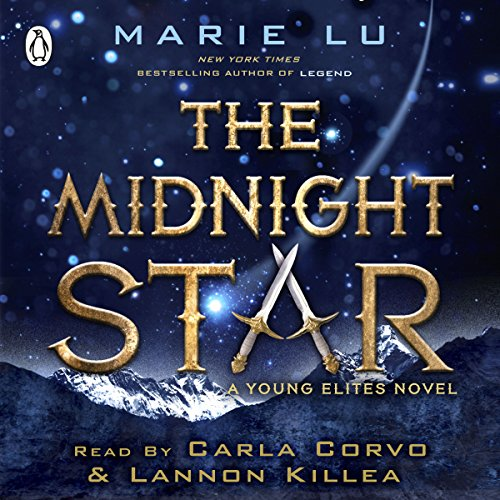 Couverture de The Midnight Star