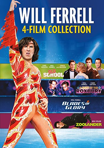 Will Ferrell 4-Film Collection